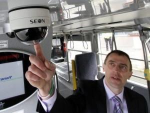 Bus-Security-Camera