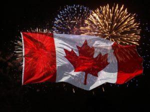 Canada Day at Nova Communications