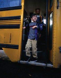 School Bus Eskasoni